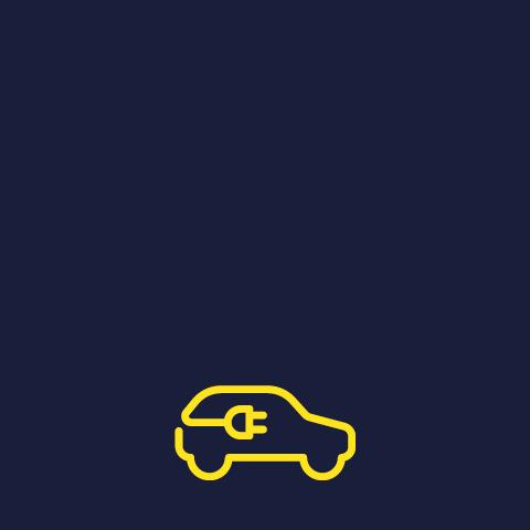 Toriparkissa on sähköauton latauspisteitä